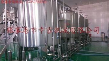 玉米汁饮料灌装机