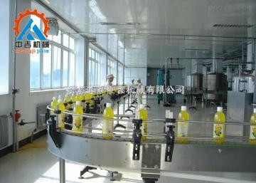 玻璃芒果饮料灌装生产线