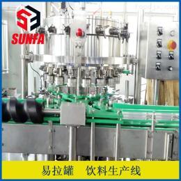 GF18-4易拉罐碳酸饮料灌装设备    啤酒灌装机