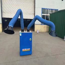 HY-2.2焊接车间除烟用移动式焊接烟尘净化器