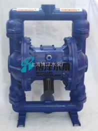 QBY型哈尔滨铸铁气动隔膜泵021-63815180