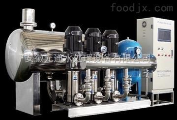 管网叠压(无负压)变频供水设备
