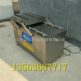 DZ-600松花蛋真空包装机 肉制品 咸菜双室抽真空机