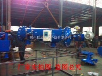 HG云南杭州桂冠HG角通式自清洗过滤器低价销售