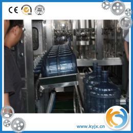 科源全自動桶裝水三合一灌裝機生產線