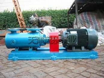 SNH210R46石墨密封石油電動輸送泵安全放心使用津遠東牌SNH210R46