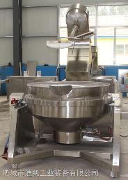 供应电磁加热香菇酱炒锅 300L大型全自动行星搅拌