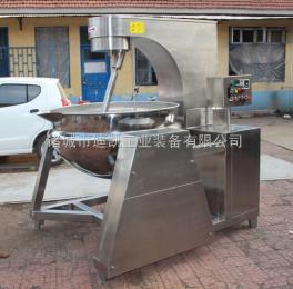 供应厨房炒菜设备全自动燃气式翻炒炒菜锅