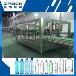 CGF32-32-12张家港灌装水设备 定量灌装机 小产量矿泉水 纯净水灌装机