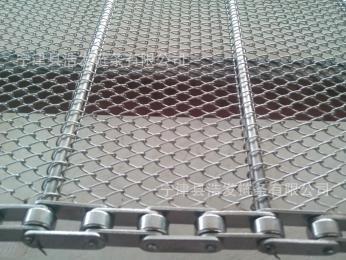 HFLT-B299清洗机专用不锈钢网链山东制造