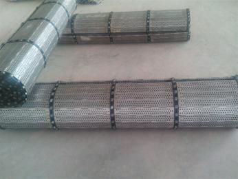 HFLT-B21浩发专业生产不锈钢板式输送带