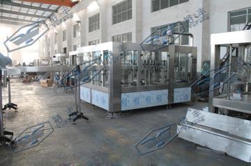 CGF32-32-10瓶裝水生產線