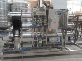 6吨/小时水处理反渗透设备