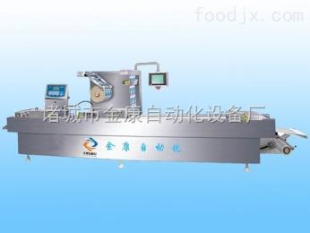 DLZ-420雞排拉伸膜真空包裝機