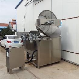电炸锅油炸设备批发商 膨化食品油炸流水线促销