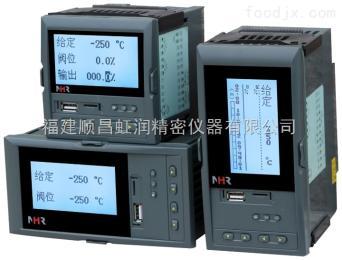 NHR-7500/7500R系列虹润液晶手动操作器/手动操作记录仪