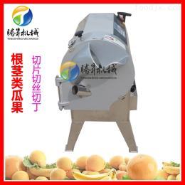 TS-Q112大姜大蒜切片機 自動切片切絲機 土豆切丁機