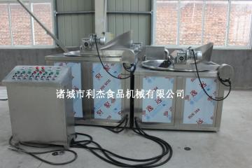 供应【热销】不锈钢油炸锅  利杰机械油炸锅