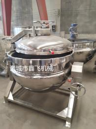 不锈钢蒸汽蒸煮锅