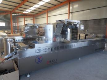 RZ-420/520全自动拉伸膜真空包装机价格