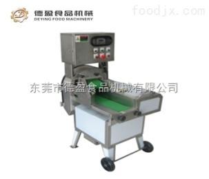 DY-305东莞德盈变频调速切菜机 上海青