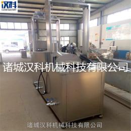 XH-6000土豆片油炸生产线