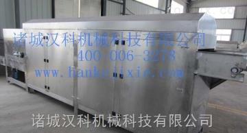 HG-8000無花果加工全自動網帶式烘干機