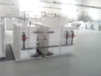 邯鄲醫院污水處理設備外部無水控制功能
