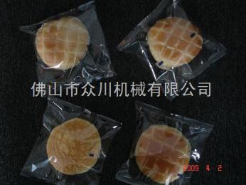ZC-250B小型全自动面包包装机