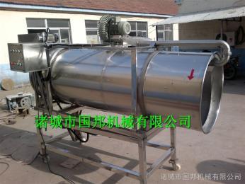 GB-2200八角調料桶調料機調味機 大型噴油滾筒式八角調味機調料機
