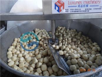 YWBD-1200炸油豆腐机器自动翻料控油油豆腐油炸彩友彩票平台