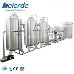 WTS-4反渗透纯净水处理设备