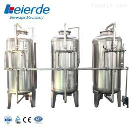 WTS-4全自动纯净水反渗透水处理设备