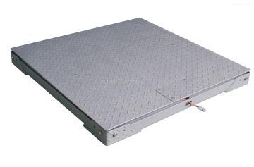 SCS-P771勤酬碳鋼單層地磅 5T電子地磅秤 工廠物流秤