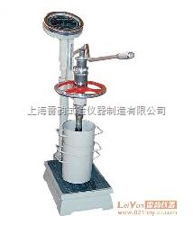 HG-1000混凝土貫入阻力儀 混凝土凝結時間測定儀 數顯混凝土凝結時間測定儀