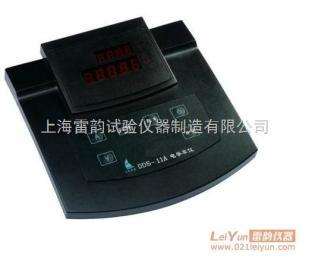 DDS-11A優質精密酸度計,獨創新穎數顯臺式電導率測定儀