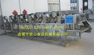 FX-1000火腿肠袋风干机 食品袋风干机 杀菌后的风干机 清洗风干杀菌流水线设备