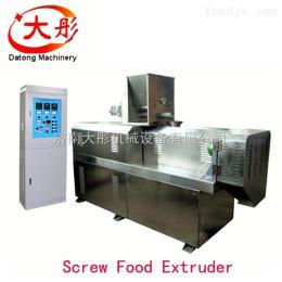 SLG65面包糠炸雞排裹粉加工設備膨化機生產線