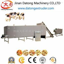 DLG100宠物咬胶生产线宠物磨牙棒生产设备狗咬胶设备