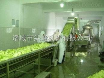 干菜加工生產線