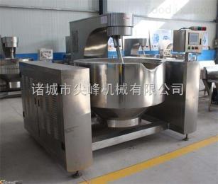 100L大型商用炒菜機 電磁攪拌炒鍋