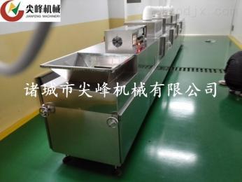 天麻微波干燥灭菌机