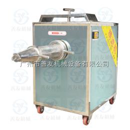 SYJ-300哪里的魚泥過濾機 魚肉肉漿精濾機zui好用