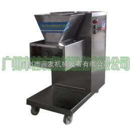 岳陽SY-W機內裝有保護開關的立式切肉機|肉絲肉片機安全衛生