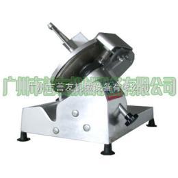 SY-250采用进口刀片的切片机 半自动切肉机