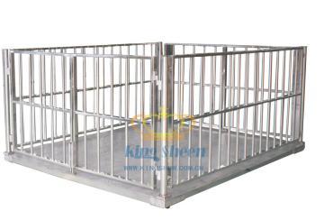 SCS-2T买SCS-2T1.5*1.5米测定范围:2000kg精度200克动物专用电子秤