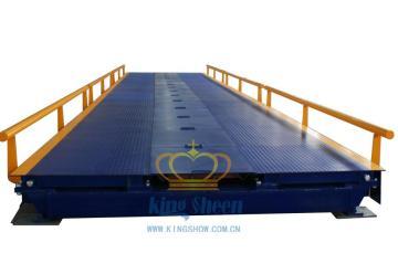 SCS60噸電子地磅,緩沖電子地磅,深圳電子地磅