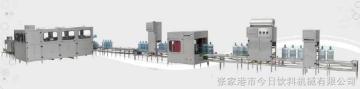 5加侖桶裝水灌裝生產線