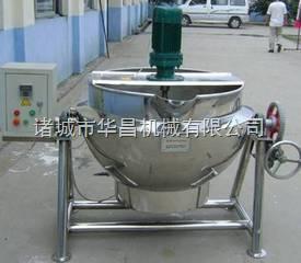 自动控温电加热夹层锅