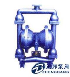 QBY气动隔膜泵QBY-15铝合金